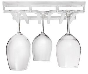 [wine glass rack]